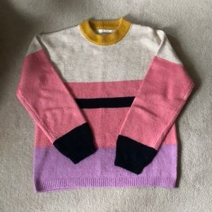 Zara sweater!